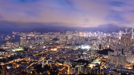 香港國際金融中心根基穩固<br/>Hong Kong has a stable base for global financial cent...