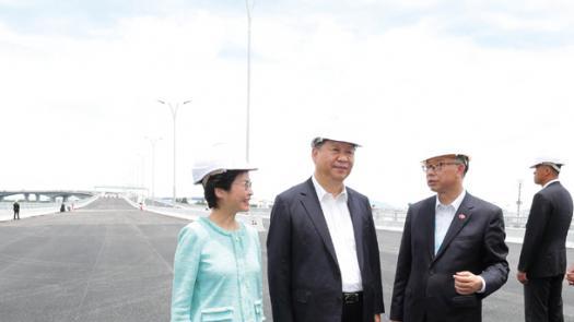 粵港澳大灣區為港帶來新機遇<br/>The Greater Bay Area brings new opportunity for Hong ...