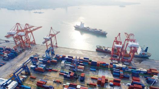 中國經濟增長動力強勁<br/>The growth power of China's economy is strong