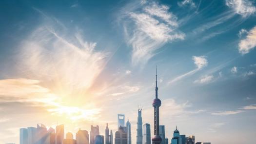 中國金融中心競爭力再上新台階<br/>The competitiveness of China's financial center on a ...
