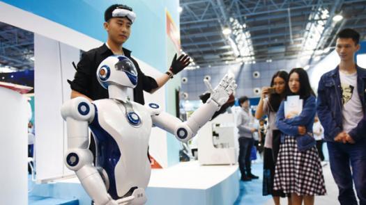 創新驅動引領製造業做大做強<br/>Innovation drives the manufacturing industry bigger a...