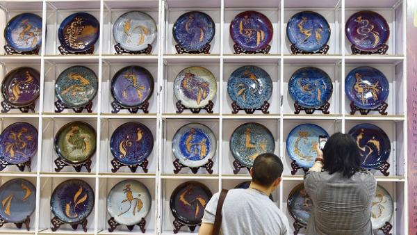 文博會助推中華文化走向世界<br/>China (Shenzhen) International Cultural Industries Fa...