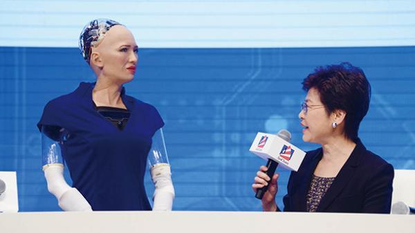 科創可成香港經濟發展新動力<br/>Science innovation to be the new driving force for Ho...