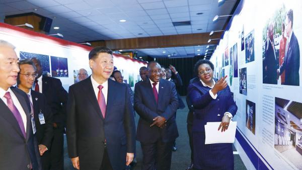 中國援非見利思義 美國打壓恐難如願<br/>China gains both profits and friendship in helping Af...